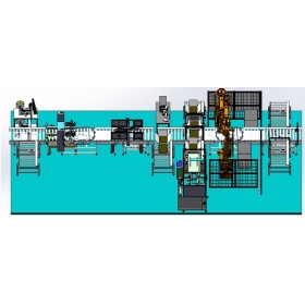 FPC full automatic packing line